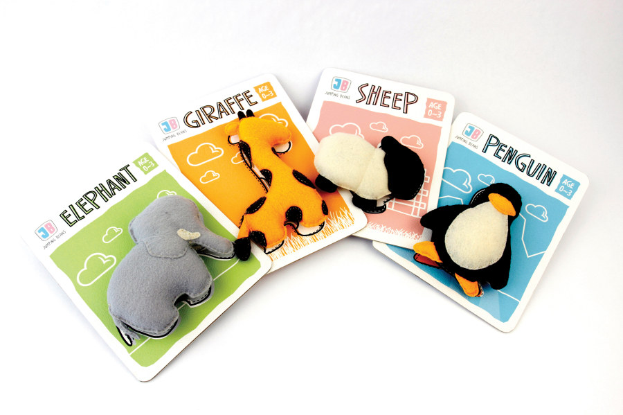 儿童食品包装设计 - 包装设计 空间设计_品牌设计 心