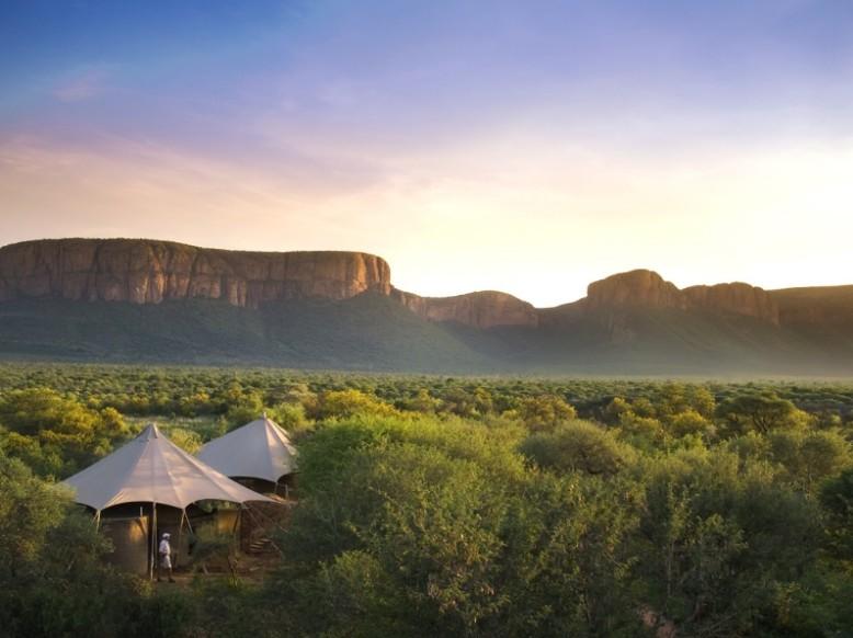 南非猎人酒店,满足你全部的猎奇心