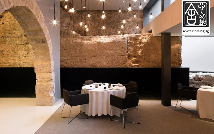 极简主义的时尚之美-空间设计