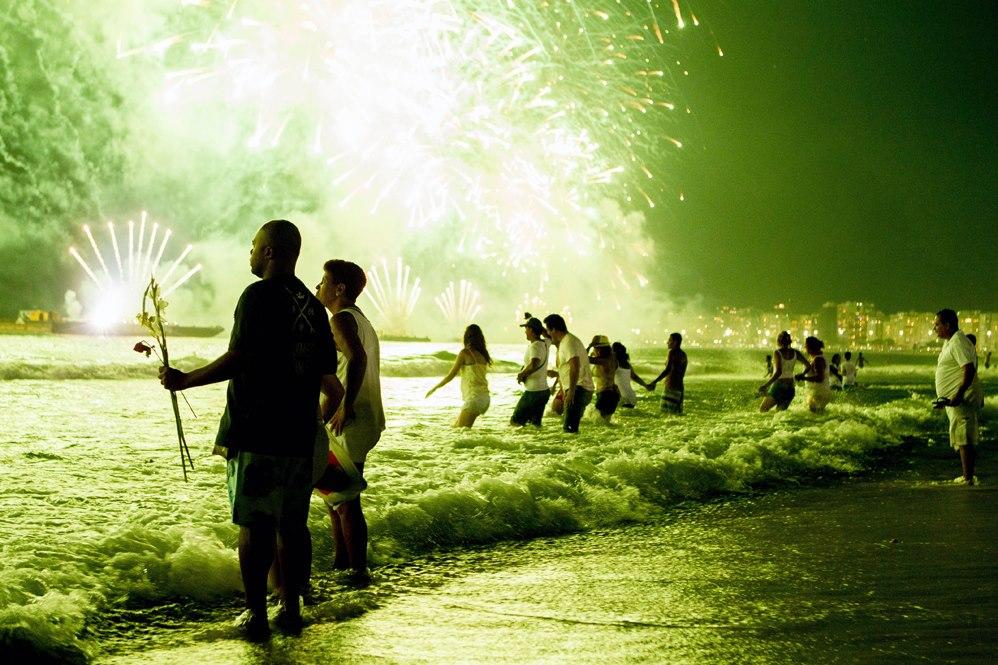 TOP10 跨年十个最热情洋溢的城市