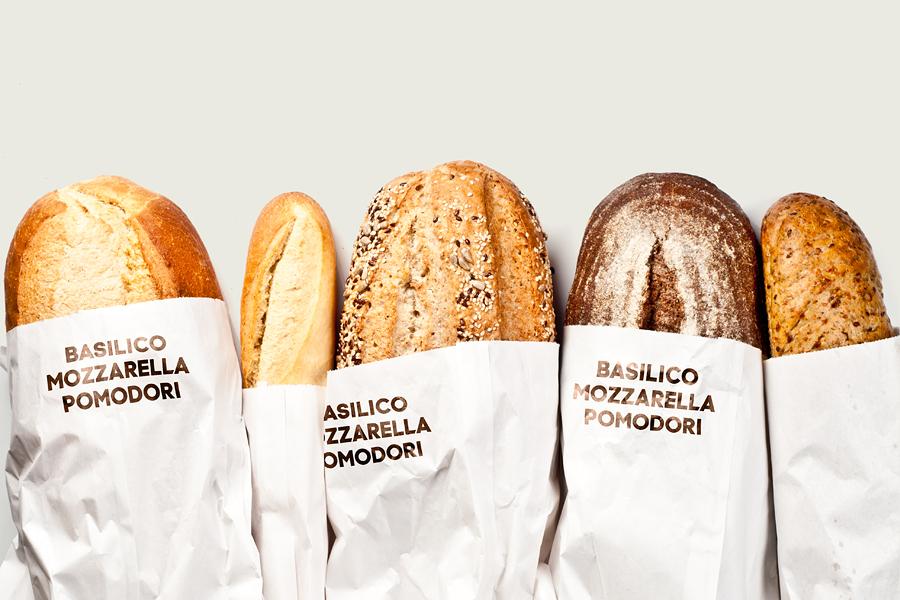 面包店品牌vi设计 - vi设计公司_品牌设计 心铭舍