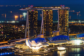 新加坡的另一种高度