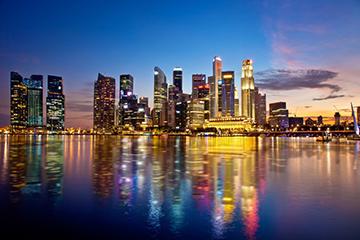 新加坡金沙掠影