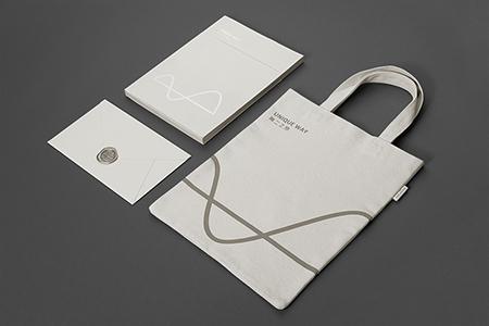 品牌VI设计,無二之旅品牌VI设计