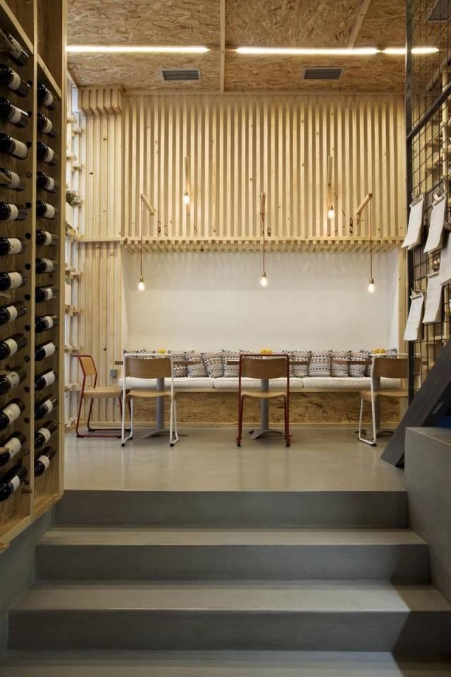 原生态风格咖啡店 - 品牌设计 新加坡空间设计_品牌