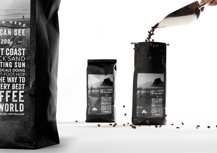 咖啡品牌形象设计