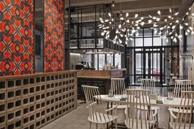 Holy Fox Café / 咖啡餐厅