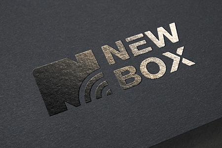 品牌形象升级 | NEWBOX