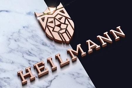 赫莱曼 | 钢琴品牌VI设计