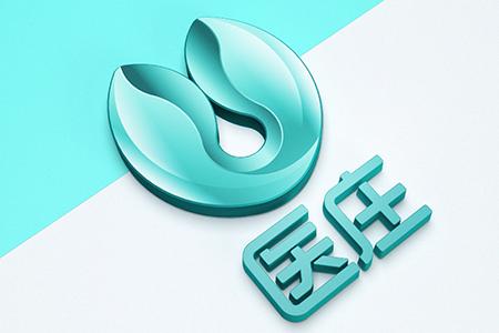 抗衰中心标志设计 | 医庄