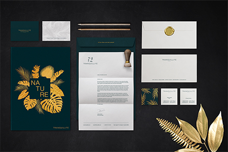 酒店视觉形象设计 | 大自然与现代设计的融合